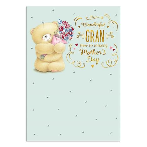 Wonderful Gran Forever Friends Mothers Day Card