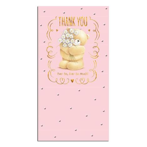 Thank You Daisy Forever Friends Card