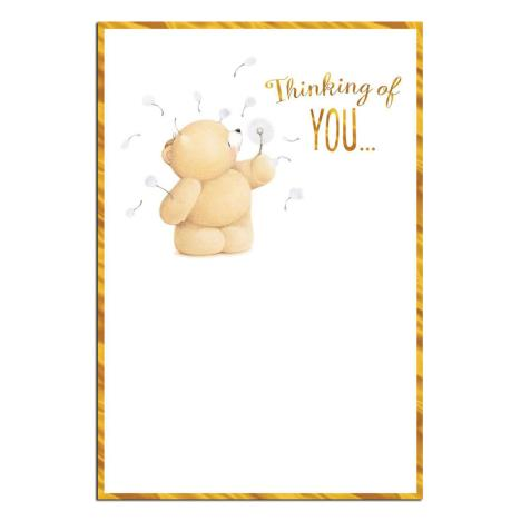 Thinking Of You Dandelion Forever Friends Card