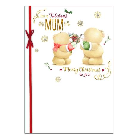 Fabulous Mum Forever Friends Christmas Card