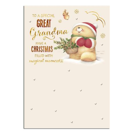 Great Grandma Forever Friends Christmas Card