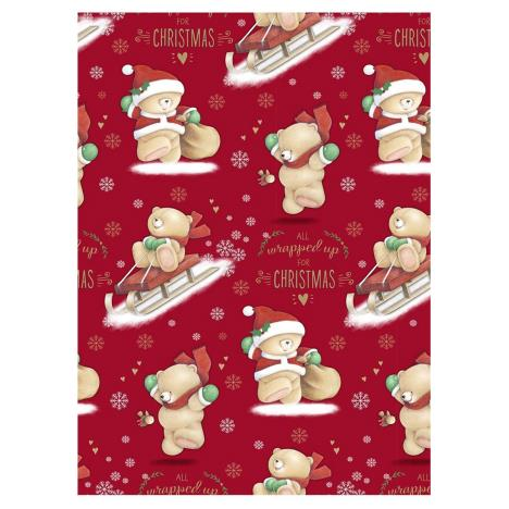 3m Forever Friends Christmas Roll Wrap