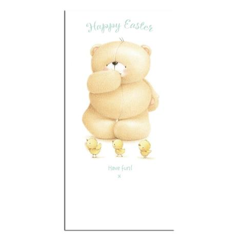 Happy Easter Forever Friends Easter Money / Gift Wallet