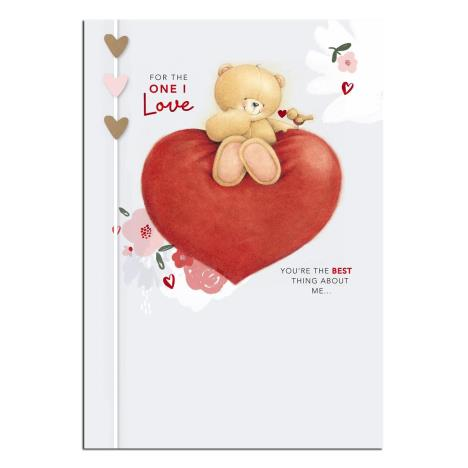 One I Love Forever Friends Valentines Day Card