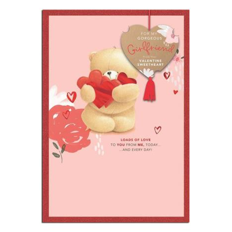 Girlfriend Forever Friends Boxed Valentines Day Card