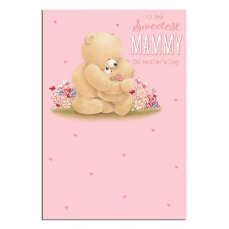 Sweetest Mammy Forever Friends Mothers Day Card