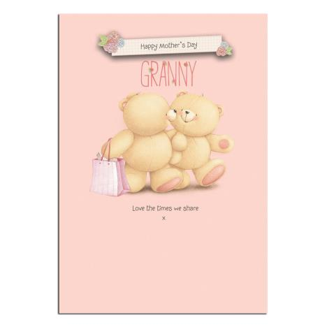 Granny Forever Friends Mothers Day Card