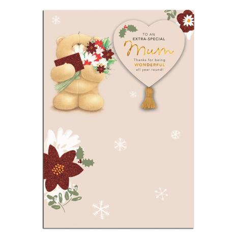 Extra Special Mum Forever Friends Christmas Card