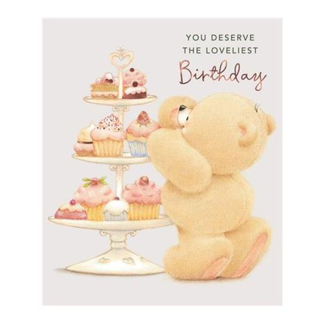 Birthday Cupcakes Forever Friends Birthday Card