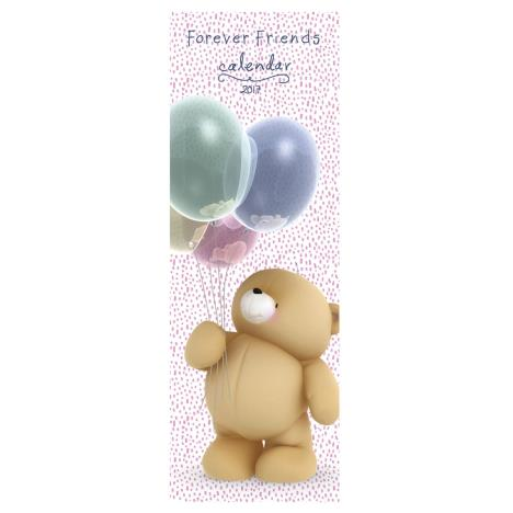 Forever Friends Slim Calendar 2017