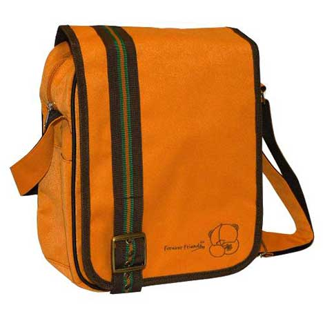 Orange Fashion Shoulder Bag