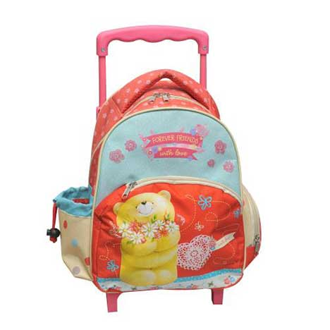 Forever Friends Junior Trolley Bag