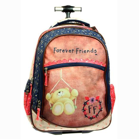 Forever Friends Oval Trolley Backpack