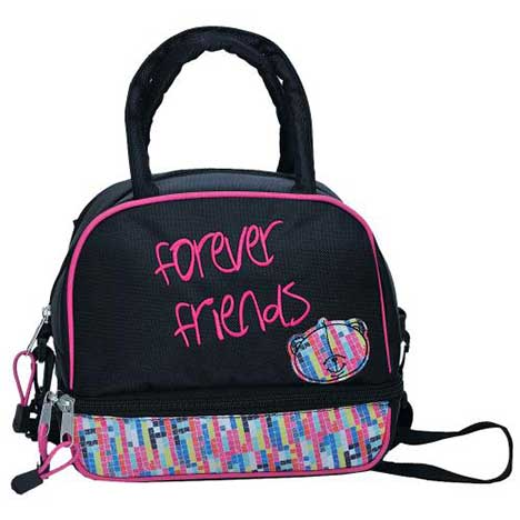 Forever Friends Oval Lunch Bag