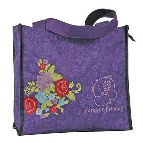 Forever Friends Purple Shoulder / Handbag
