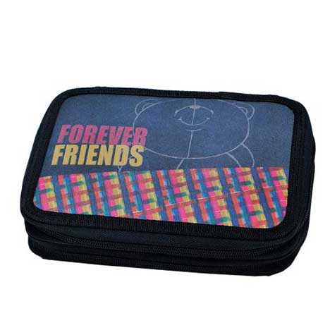 Forever Friends Double Decker Filled Pencil Case