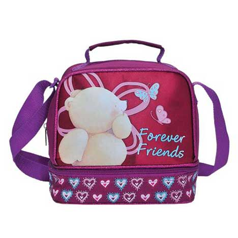 Forever Friends Butterflies Lunch Bag