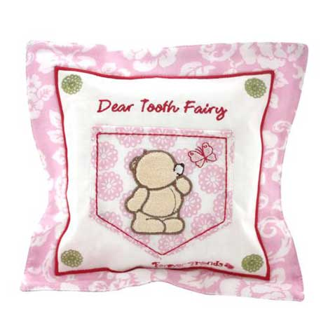 Forever Friends Beautiful Tooth Cushion