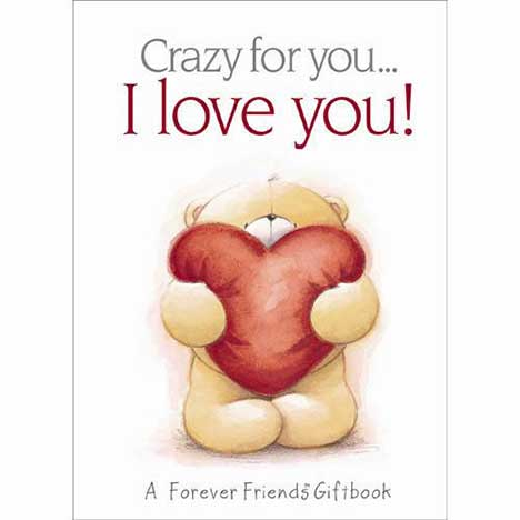 Crazy for you… Forever Friends Book