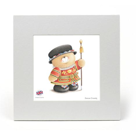 Beefeater Forever Friends LIMITED EDITION Print
