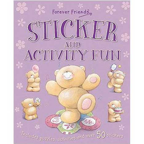 Forever Friends Sticker and Activity Fun Book
