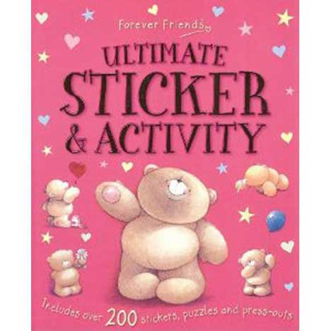 Forever Friends Ultimate Sticker & Activity Book