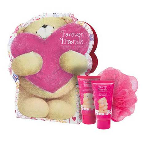 Bear Hug Forever Friends Gift Set