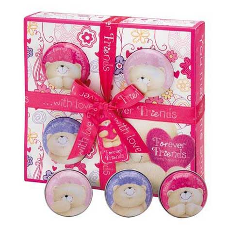 Forever Kisses Trio Gift Set