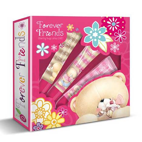 Lip Gloss Trio Forever Friends Gift Set