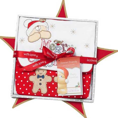 Snowflake Forever Friends Small Box Gift Set (0-3 Months)