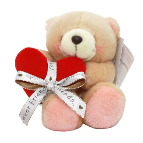 "6"" Love Heart Forever Friends Bear"