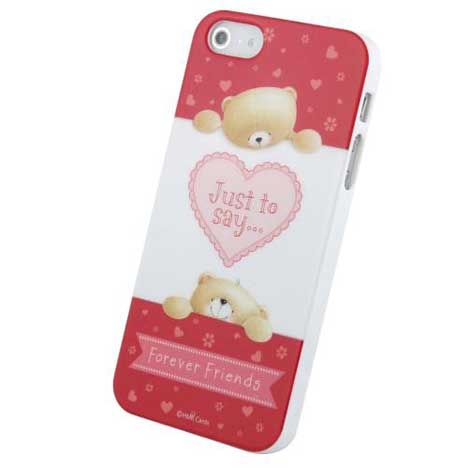 Forever Friends Just to Say iPhone 5/5S Gel Case
