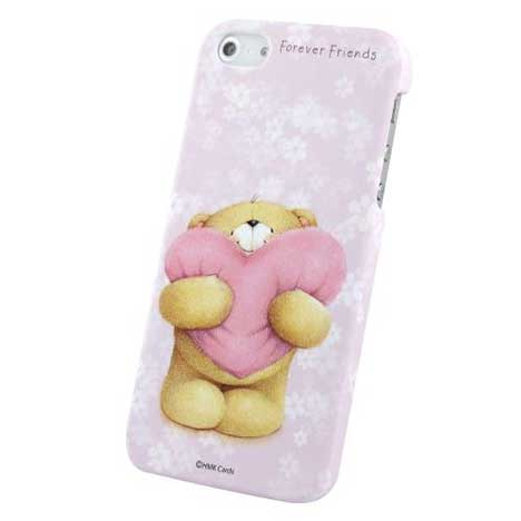 Forever Friends Cushion Cuddle iPhone 5/5S Hard Back Case