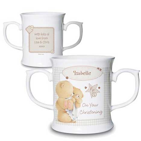 Personalised Forever Friends Baby Loving Mug